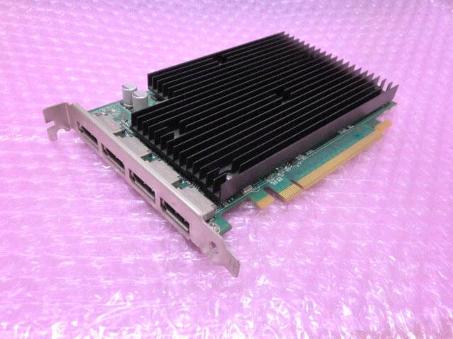 NVIDIA Quadro NVS450 PCI-Express 【中古】