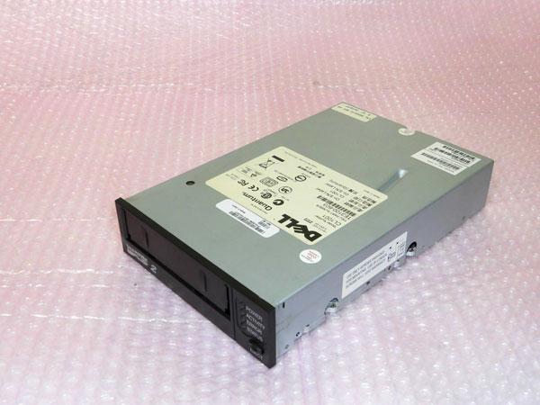 DELL 0UG209 LTO2 テープドライブ【中古】 内蔵型 SCSI CL1001(UG209)