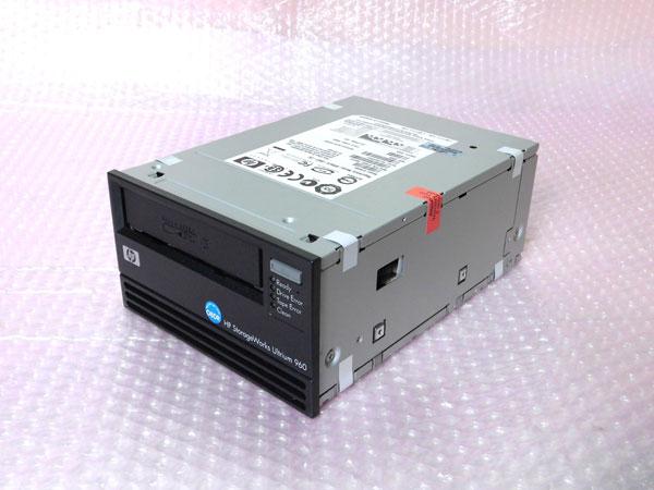 HP LTO3 Q1538A (Q1538-60010)【中古】 <BR>SCSI テープドライブ(内蔵型)