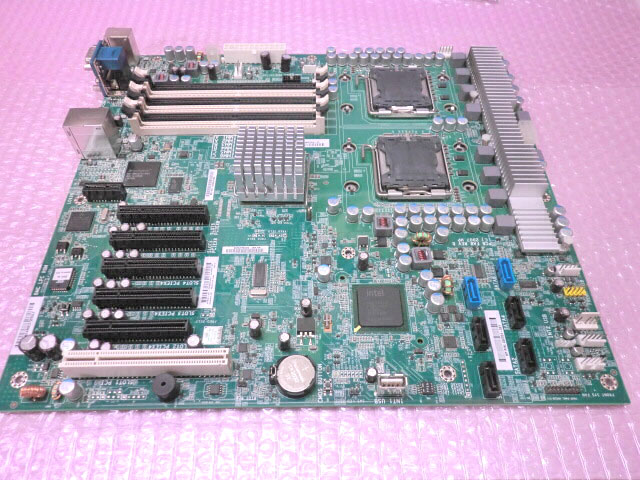 HP 461511-001 ProLiant ML150 G5用 マザーボード(450054-001)【中古】