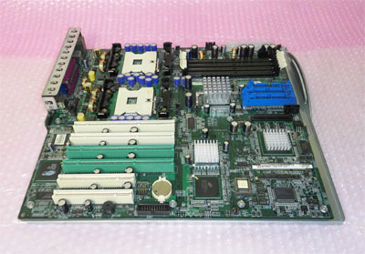 DELL 01X822 PowerEdge 1600SC用 マザーボード 【中古】