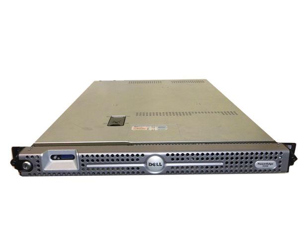 DELL PowerEdge R300【中古】Core2Duo E6405 2.13GHz/1GB/73GB×1/AC×2