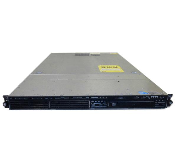 HP ProLiant DL120 G5 533983-291【中古】Xeon E3110 3.0GHz/4GB/146GB×2