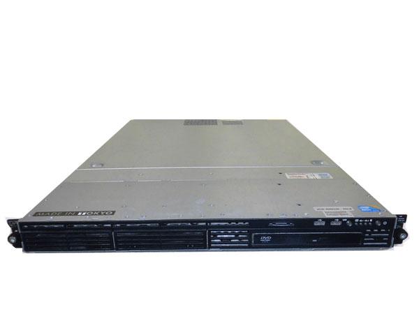 HP ProLiant DL120 人気の定番 G5 468653-B21 中古 Xeon 人気急上昇 2.83GHz X3360 8GB 160GB×2