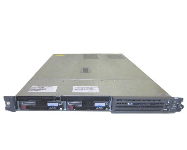 HP ProLiant DL360 G4 368134-291【中古】Xeon 3.0GHz×1/1GB/HDDレス(別売り)