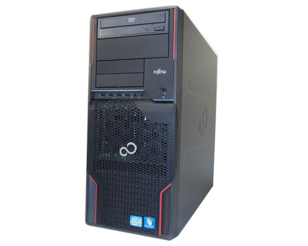 Windows7 富士通 CELSIUS W510(CLWA2A11)中古ワークステーション クアッドコア(4コア/4スレッド)Xeon E3-1225 3.1GHz/2GB/250GB/Quadro 4000