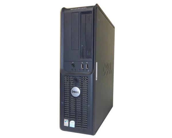 DELL OPTIPLEX 210L【中古】CeleronD-2.8GHz/512MB/40GB/CD-ROM/WinXP