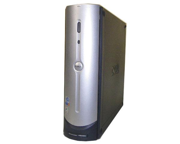 DELL Dimension 4600C【中古】Pentium4-2.8GHz/2GB/80GB/コンボ