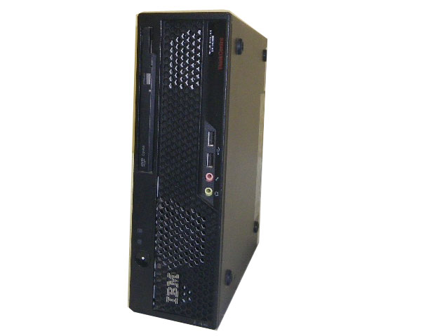 Lenovo ThinkCentre M51 ultra small 8118-A7J【中古】CeleronD-2.66GHz/512MB/80GB/コンボ