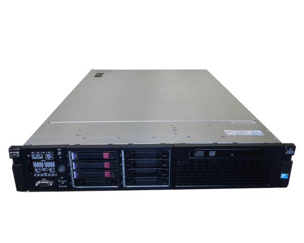 HP ProLiant DL380 G7 633405-291【中古】Xeon E5649 2.53GHz/8GB/146GB×3