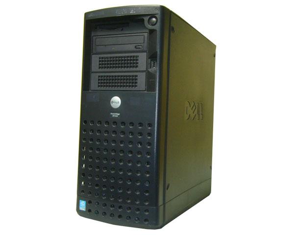 DELL PowerEdge SC1420 中古サーバーXeon-3.0GHz×2/2GB/80GB×4/RAID