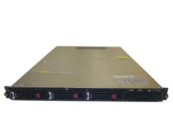HP ProLiant DL120 G6 490931-291【中古】Xeon X3430 2.4GHz/2GB/300GB×2