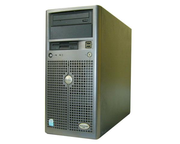 DELL PowerEdge 830 中古サーバーPentium4-2.8GHz/2GB/80GB×2