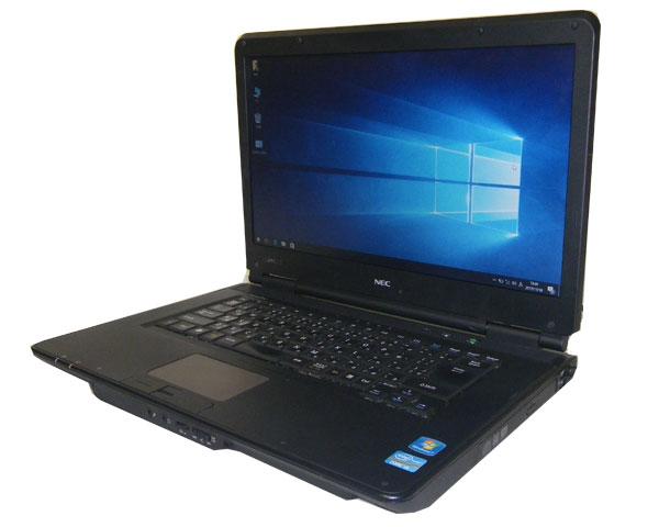 【無線LAN/USB3.0/Win10_64bit/DVDマルチ】 【Core i5-2520M/4GB/250GB】 【中古】 【送料無料】 (沖縄、離島を除く) D-C NEC VersaPro VK25M/