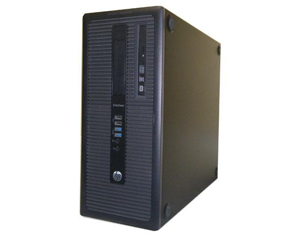 楽天 Windows10 パソコン タワー型HP EliteDesk 800 G1 TWR (C8N27AV)Core i7-4790 3.6GHz/4GB/500GB×2/マルチ, 下都賀郡 ffed0e8f