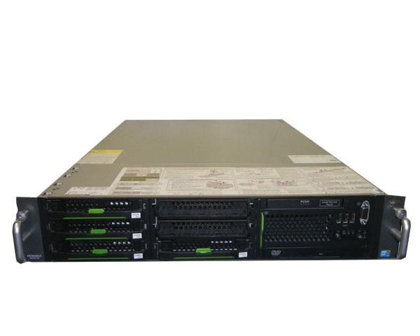 富士通 PRIMERGY RX300 S5【中古】PGR30524L (3.5インチSASモデル) Xeon E5502 1.86GHz/2GB/146GB×1