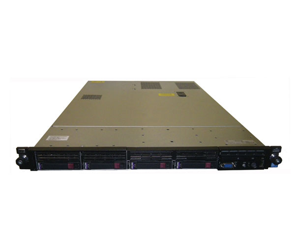 HP ProLiant DL360 G7 633776-291【中古】Xeon 6core E5649 2.53GHz×2/12GB/146GB×2