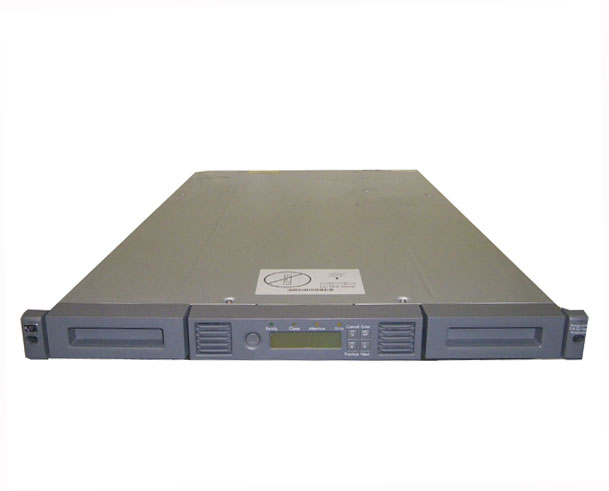 HP 435243-001 StorageWorks 1 お買得 8 LTO3 G2 中古 Tape 新生活 Autoloader