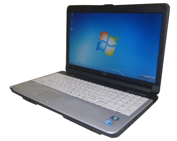 【アウトレット】 東芝 【中古ノートパソコン】 【Windows7】 dynabook Satellite L41 (Core i3 350M 2.26GHz 2GB 160GB DVD-ROM Windows7 Pro) [わけあり品] 【中古】 [T42Aw] 中古パソコン