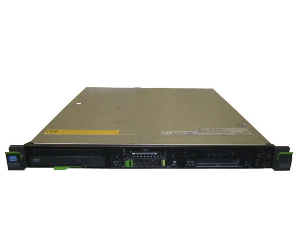 富士通 PRIMERGY RX100 S7 PYR10PR2M 中古 Xeon E3-1220 V2 3.1GHz 8GB 146GB×1 (SAS 2.5インチ) DVD-ROM AC*2