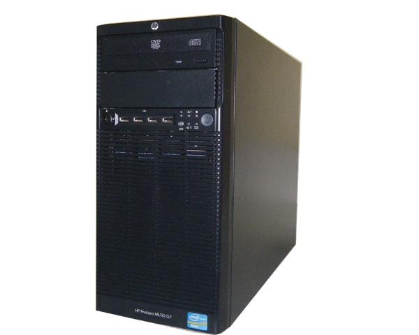 HP ProLiant ML110 G7 639262-295【中古】Xeon E3-1220 3.1GHz/4GB/250GB×2