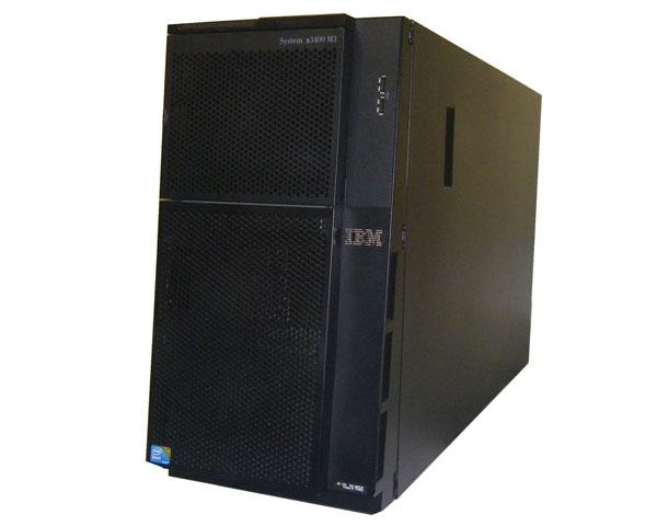 IBM System x3400 M3 7379-D2J【中古】Xeon E5645 2.4GHz/4GB/HDDなし2.5型ホットスワップ モデル