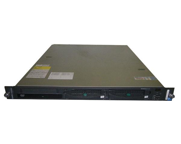 富士通 PRIMERGY RX100 S5 PGR1051G32【中古】Xeon X3220 2.4GHz/6GB/146GB×2
