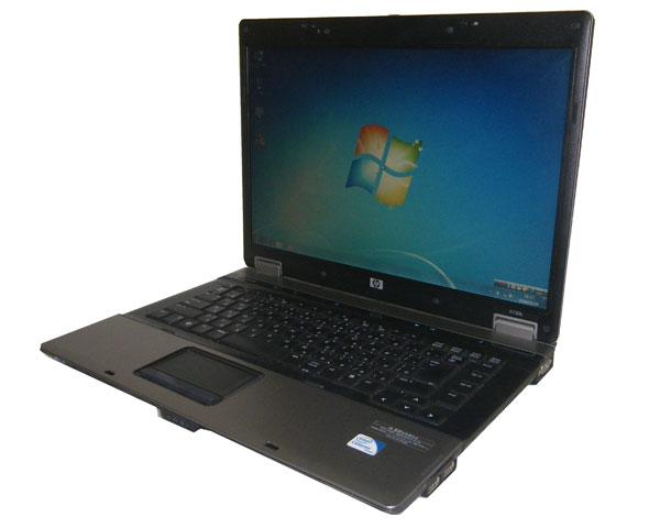 難あり 中古パソコン ノート Windows7 HP Compaq 6730b(VZ146PA#ABJ) Celeron T3000 1.8GHz 2GB 160GB DVDマルチ 中古ノートパソコン 無線LAN