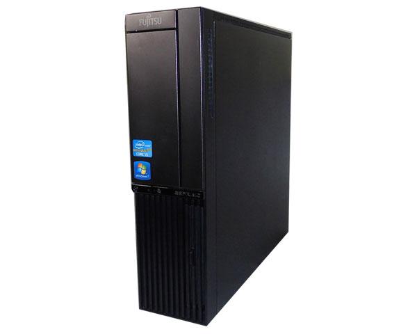 中古パソコン デスクトップ 本体のみ Windows10 Home 64bit 富士通 ESPRIMO DH54/H(FMVD54H) Core i5-3450 3.1GHz メモリ4GB HDD2TB DVDマルチ 無線LAN