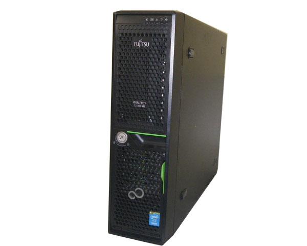 富士通 PRIMERGY TX1320 M1 PYT1322T3S 【中古】Xeon E3-1220 V3 3.1GHz/4GB/1TGB×2