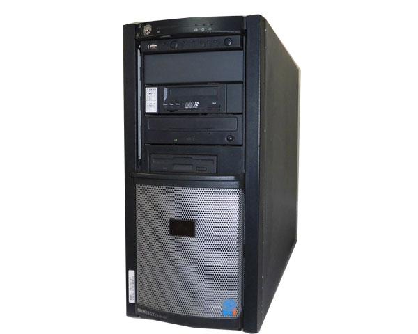 富士通 PRIMERGY TX150 S2 PGT15217RY【中古】Pentium4-3.0GHz/512MB/73GB×3
