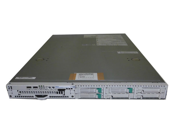 NEC Express5800 R110d-1E N8100-1763 中古 2.6GHz 4GB HDDなし Pentium-G620 直輸入品激安 開店祝い