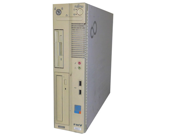 WindowsXP 富士通 FMV-E610(FMVE10C331)【中古】Pentium4-3.2GHz/1GB/80GB/コンボ
