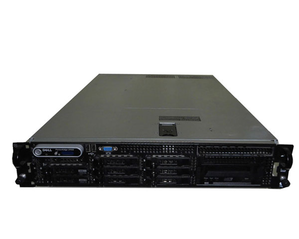 DELL PowerEdge 2950-3 2.5インチモデル【中古】Xeon E5405 2.0GHz/4GB/146GB×2