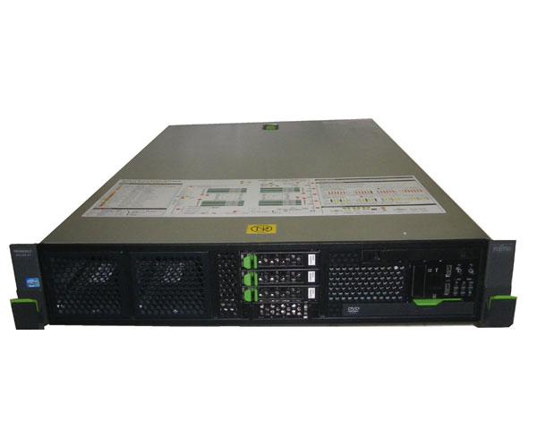 富士通 PRIMERGY RX300 S7 PYR307R2N 2.5インチモデル【中古】Xeon E5-2620 2.0GHz×2基 メモリ48GB HDD146GB×2 RAID