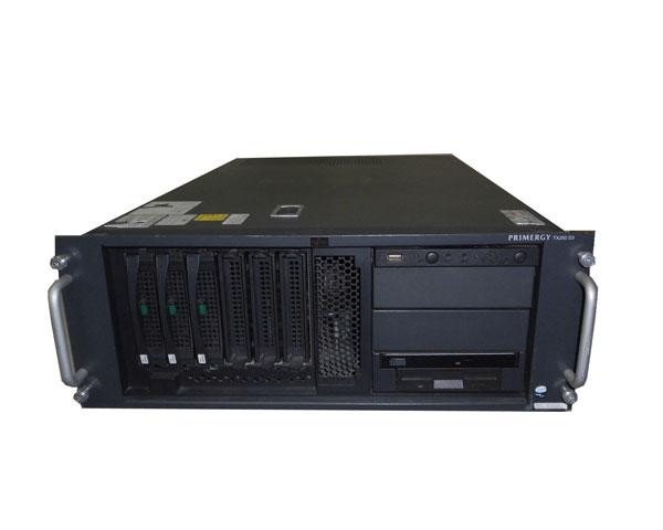 富士通 PRIMERGY TX200 S3 PGT20334S(ラック型) Xeon 5110 1.6GHz/4GB/146GB×1【中古】