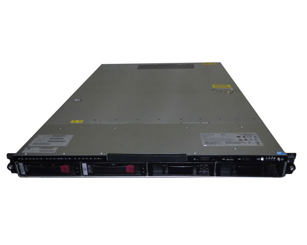 HP ProLiant DL320 G6 593499-291【中古】Xeon E5630 2.53GHz/6GB/73GB×2/AC*2