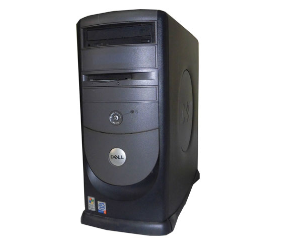 DELL Dimension 4500【中古】Pentium4-1.8GHz/384MB/20GB/CD-ROM
