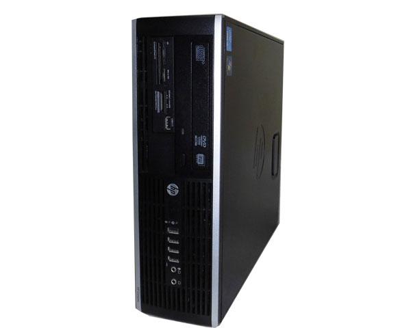 中古パソコン デスクトップ Windows7 HP Compaq 6200 Pro XL506AV Core i5-2500 3.3GHz メモリー4GB HDD500GB DVDマルチ