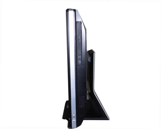中古パソコン Windows10 Pro 64bit 液晶一体型 HP Compaq Pro 6300 All-in-One (B2P61AV)  Celeron-G1610 2 6GHz/4GB/500GB/マルチ/WPS Office付き/21 5インチ(1920x1080)|アクアライト