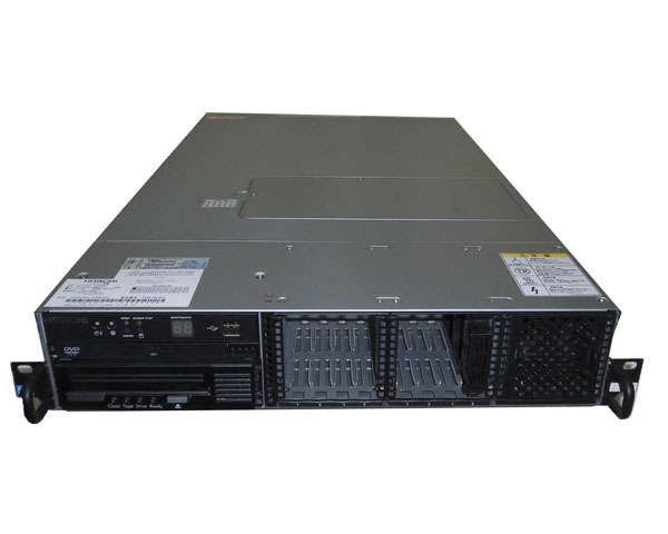 HITACHI HA8000/RS220 AL (GQV220AL-T6NNKN2)【中古】Xeon X5675 3.06GHz×2/4GB/HDDなし
