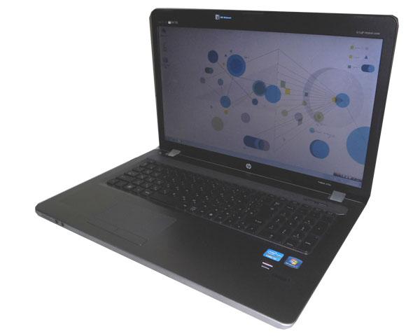 Windows7 HP ProBook 4730s(A5W09AV)Core i3-2350M 2.3GHz/4GB/320GB/マルチ17.3インチ 中古ノートパソコン テンキー Redeon HD 6470M 高解像度 WXGA++ (1600x900)WPS Office付き