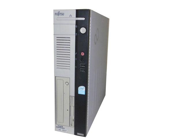 OSなし 富士通 FMV-E3210 (FMVXD1G00) 中古パソコン CeleronD-2.66GHz/512MB/HDDなし/CD-ROM