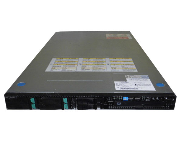 HITACHI HA8000/RS210 AMGQU210AM-TNNN3N2 中古サーバーXeon E5-2403 1.8GHz×2/16GB/146GB×2