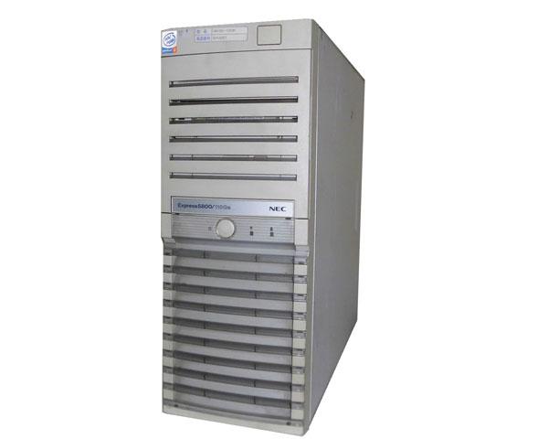 NEC Express5800/110Ga (N8100-1033Y) 【中古】Pentium4-2.8GHz/512MB/80GB×2