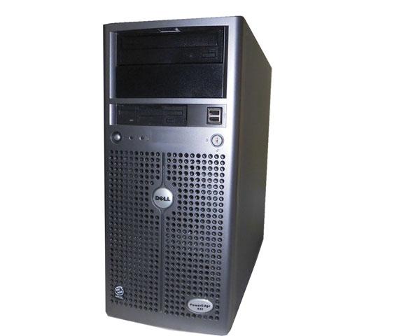 卓出 DELL PowerEdge 830 中古サーバー 値下げ 160GB×2 1GB RAID Celeron-2.8GHz