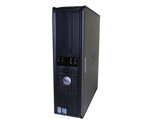 OSなし DELL OPTIPLEX GX280 DT【中古】Pentium4-2.8GHz/2GB/HDDなし/CD-ROM