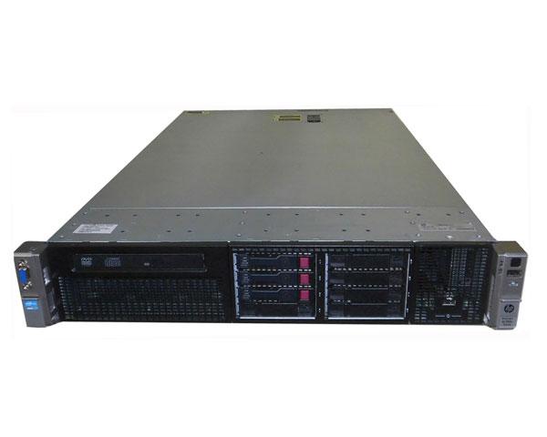 HP ProLiant DL380e Gen8 668666-291 中古 Xeon E5-2407 2.2GHz 8GB 146GB×3 (SAS 2.5インチ) DVD-ROM AC*2 Smartアレイ P420