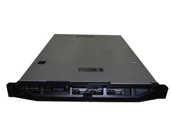 DELL PowerEdge R415【中古】Opteron-4122 2.2GHz×2/8GB/300GB×1