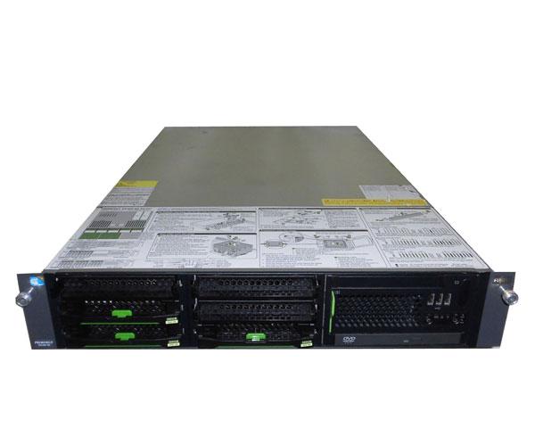 富士通 PRIMERGY RX300 S6 PGR3062BA【中古】Xeon E5620 2.4GHz×2/4GB/300GB×3